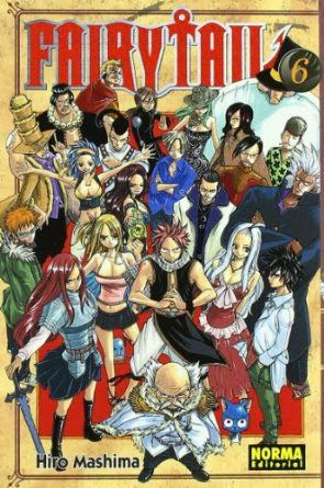 Fairy tail global comics .manga y comics México