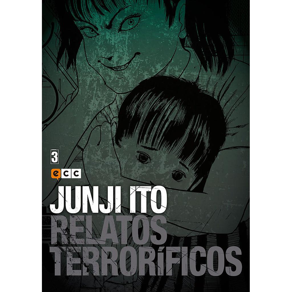 RELATOS TERRORÍFICOS VOL.03