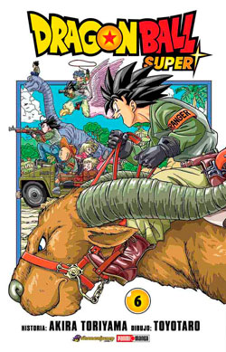 DRAGON BALL SUPER VOL.06