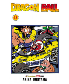 DRAGON BALL VOL.18