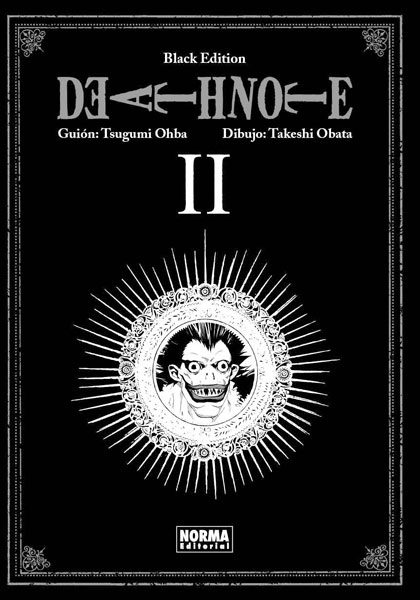 DEATH NOTE (BLACK EDITION) VOL.02