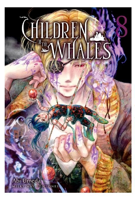 CHILDREN OF THE WHALES VOL.08
